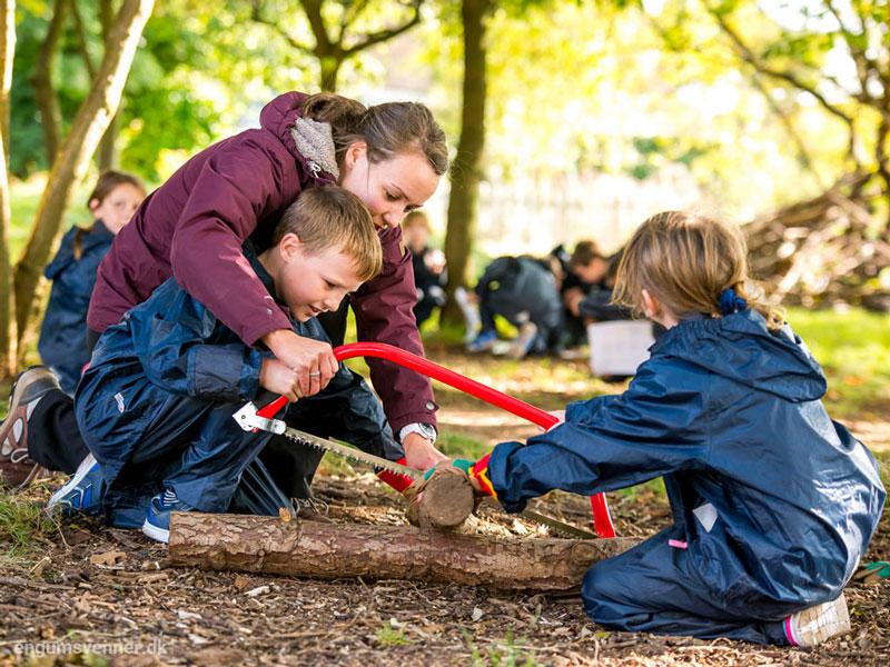 کودکانی که در برنامههای گروهمحور شرکت میکنند، سلامتی ذهنی بهتری دارند