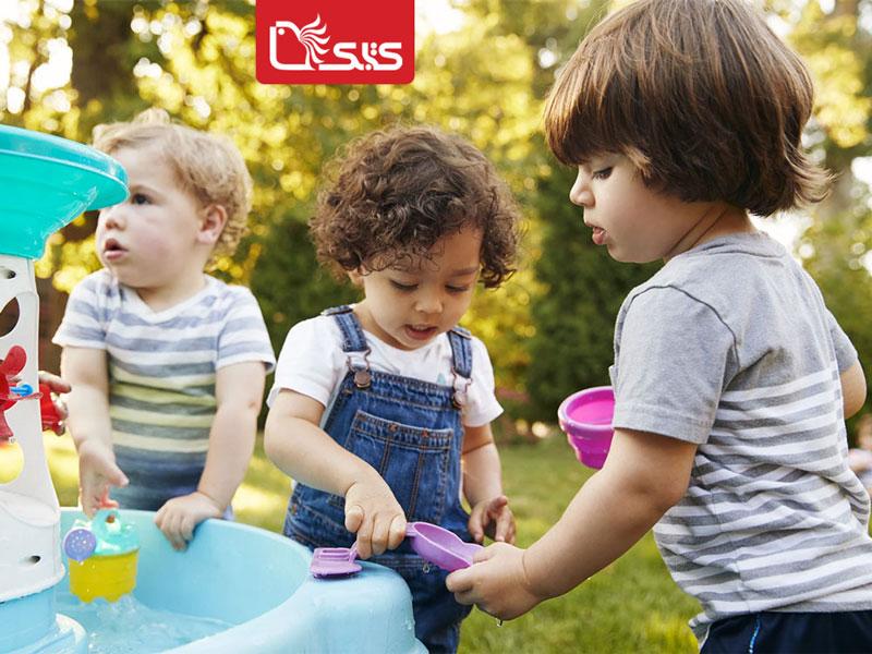 بازی کردن چه تأثیراتی در رشد کودکان دارد؟