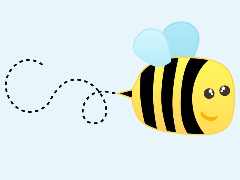 ترانهی ای زنبور طلایی