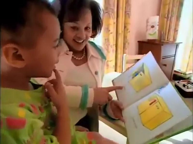 اهمیت کتابخوانی با کودکان