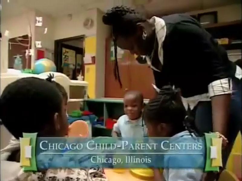 آشنایی با مراکز کودک-والدین در شیکاگو