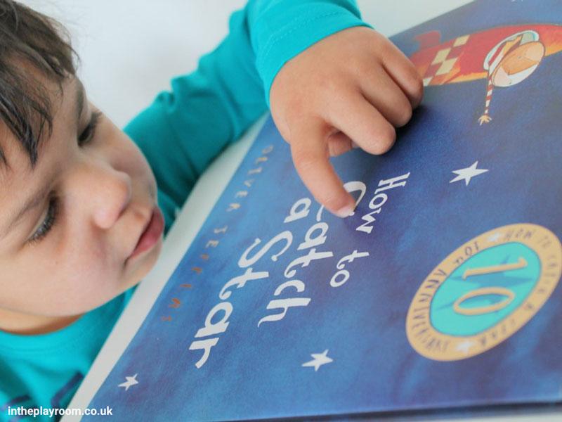 فعالیتی با آبرنگ برای کودکان، الهام گرفته از کتاب چطوری ستاره بگیریم؟