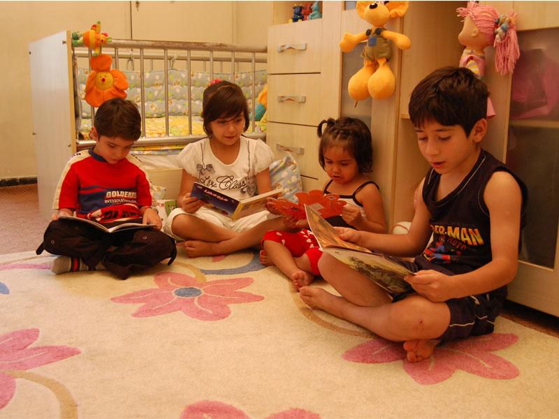 تفکیک جنسیتی محتوای کتاب کودک