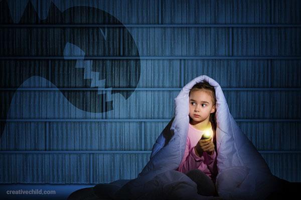 ترس، هیولایی در سایهی دنیای کودکی
