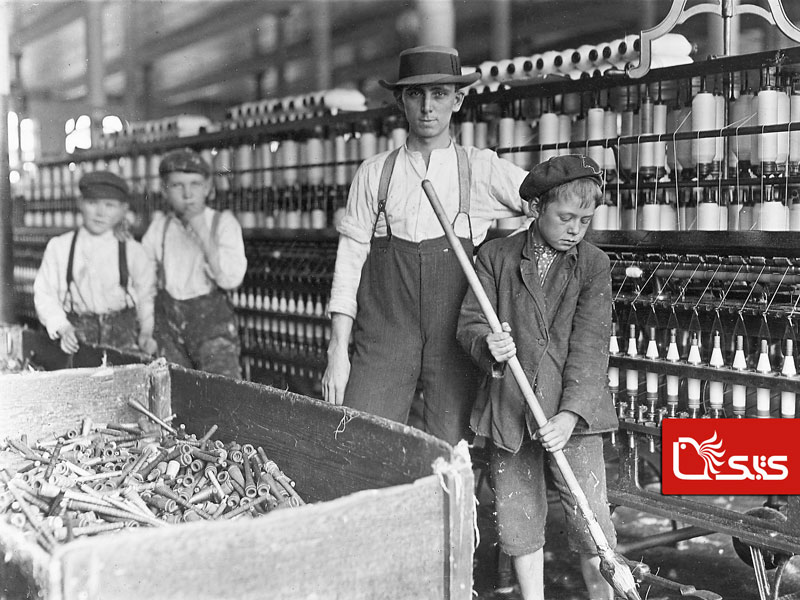 کار کودکان، موضوع: دوران کودکی و ادبیات کودکان