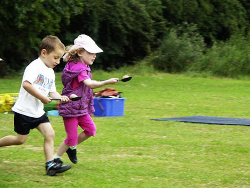 بازی در طبیعت کودکان را عاشق طبیعت میکند