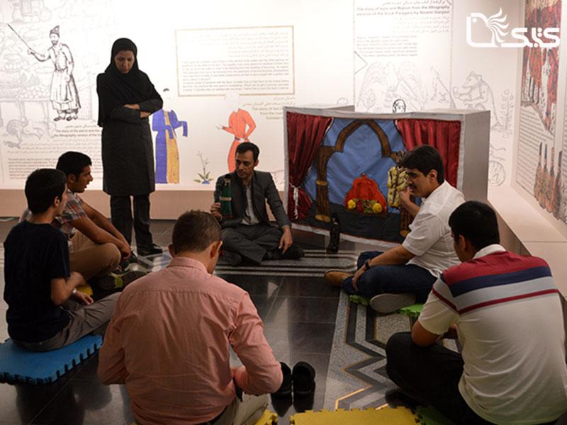 کتابخانه و موزه ملی ملک، نخستین کتابخانه و موزه دوستدار اتیسم در ایران
