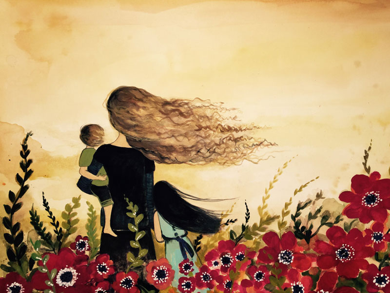 لالا لالا گل سوری
