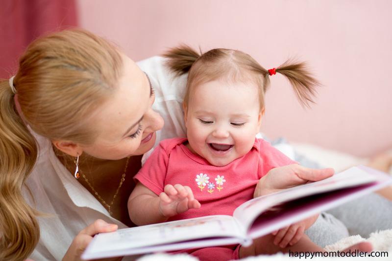 نكاتی در رابطه با خواندن برای کودک