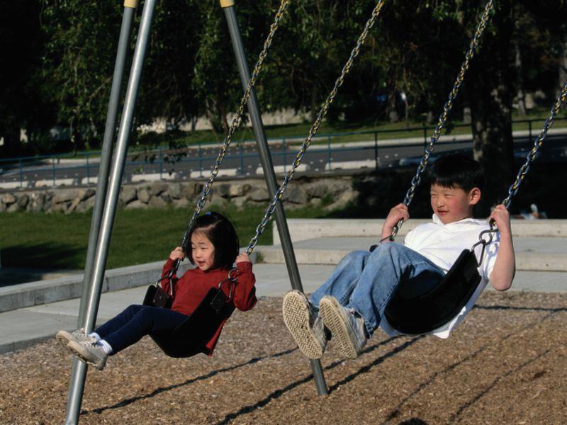 بهبود تمرکز کودکان با وجود فضای سبز در نزدیکی محل زندگی
