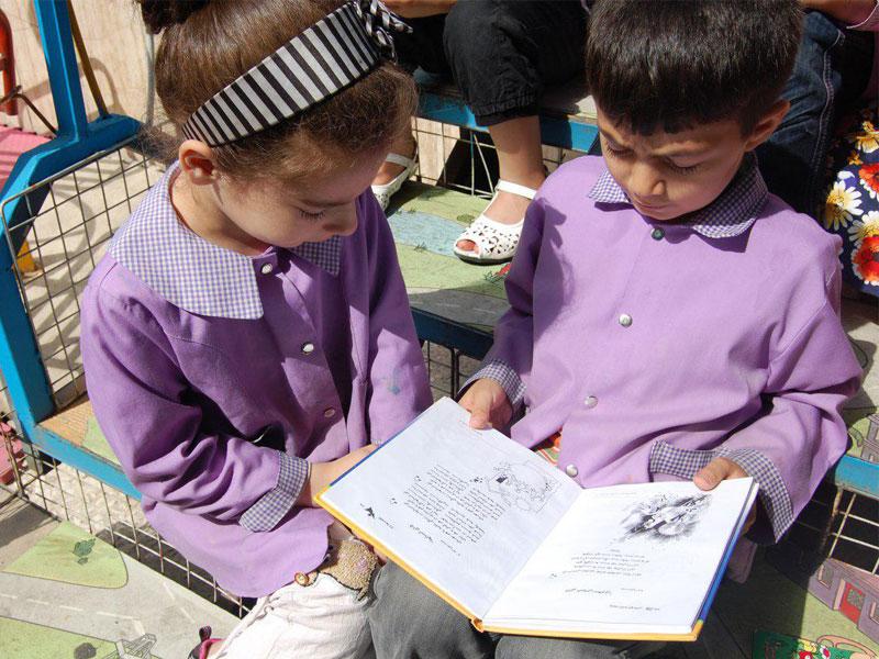 آموزش سرودن شعر به کودکان