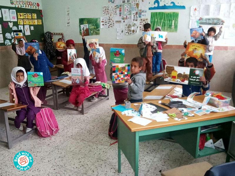 کتابخانه های کوچک در جنوب خراسان با استقبال خانوادهها گشایش یافت