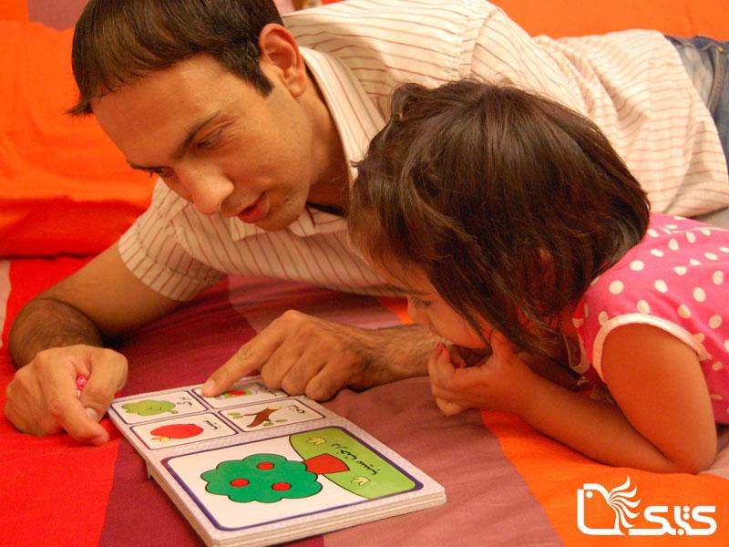 مشکل گفتاری و زبانی کودکان خود را با خواندن کتاب حل کنید
