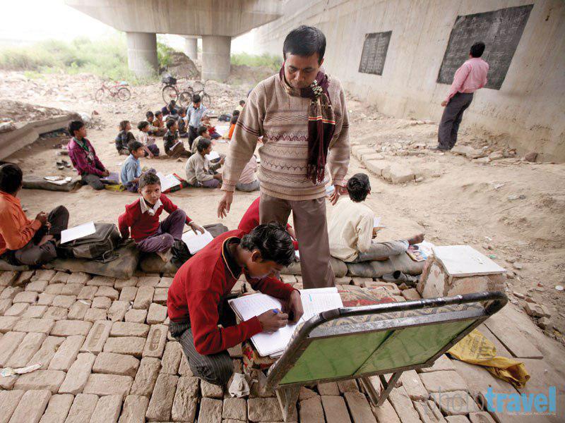 روز جهانی سوادآموزی و حق آموزش کودکان