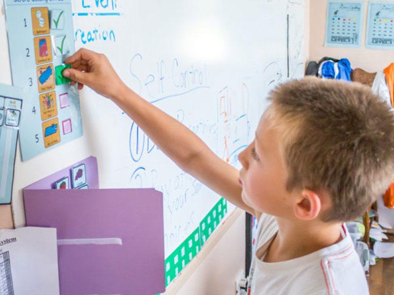 برنامه ریزی کارهای روزانه همراه با کودکان