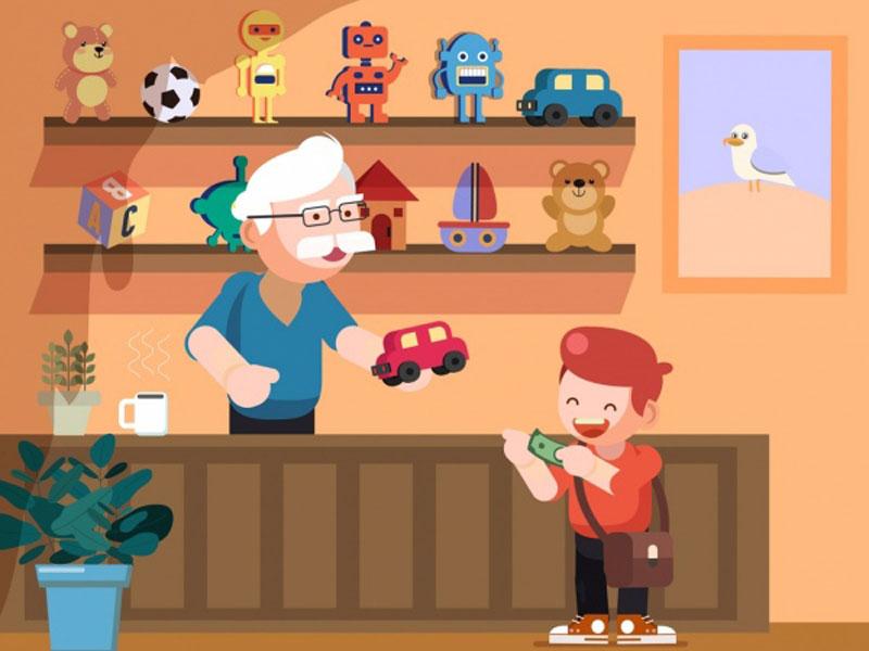 بازیچههای بچهها - پروین دولت آبادی