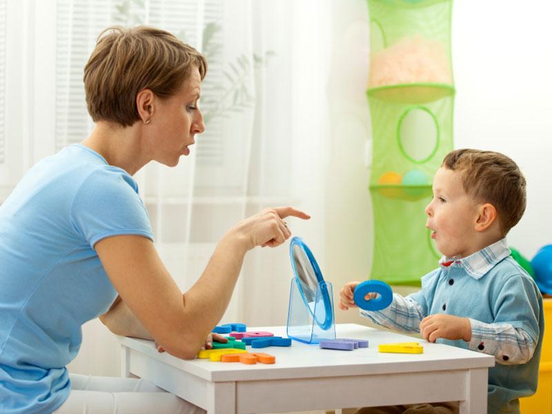 تمریناتی ساده برای تقویت گفتار کودکان