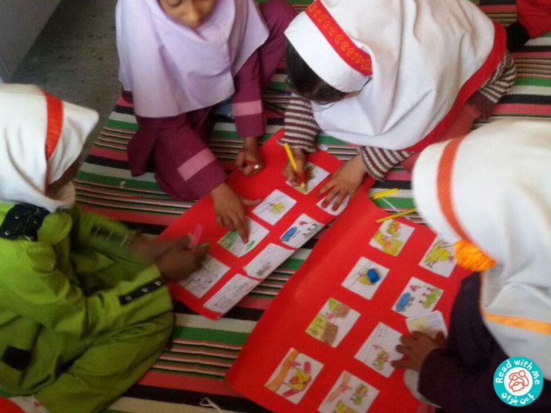 نقشه داستان چیست و چه نقشی در یادگیری کودکان دارد؟