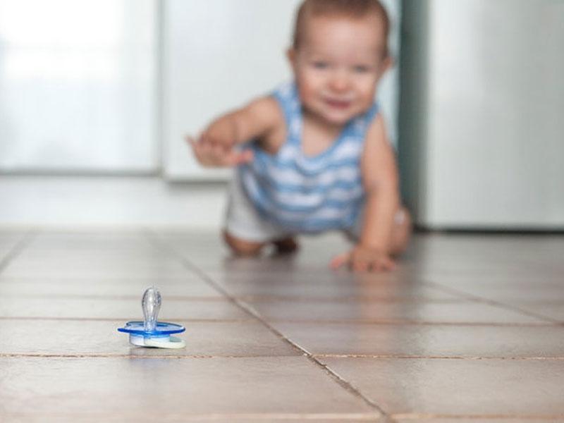 آیا پاکیزگی بیش از حد برای محافظت از کودکان خوب است؟