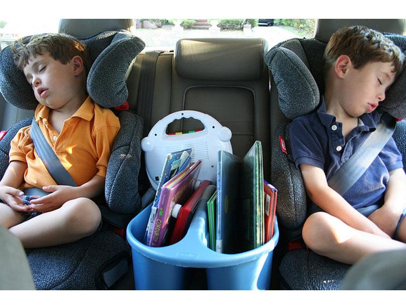 آنچه دربارهی سفر با کودکان باید بدانید