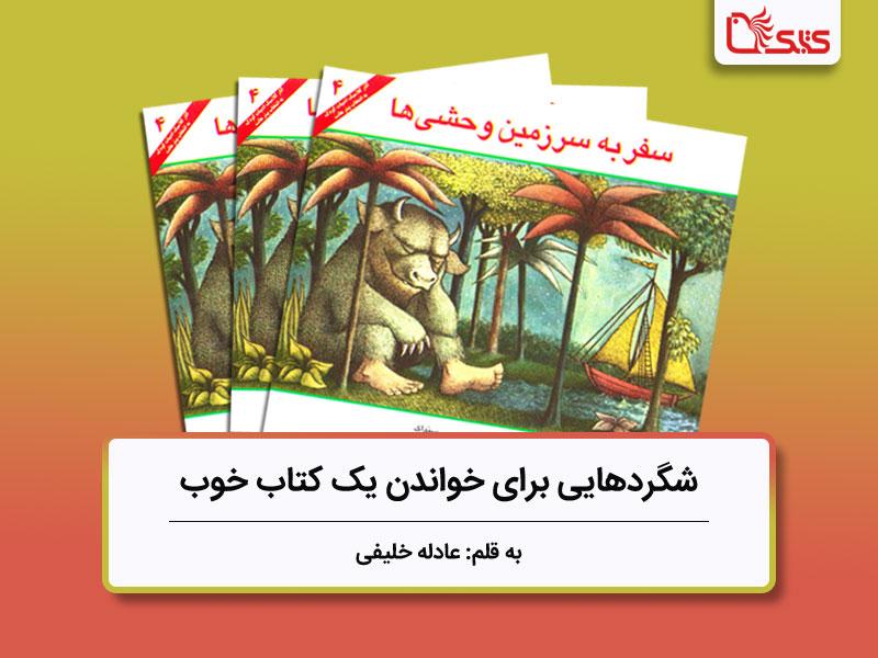 شگردهایی برای خواندن یک کتاب خوب، بررسی کتاب سفر به سرزمین وحشیها