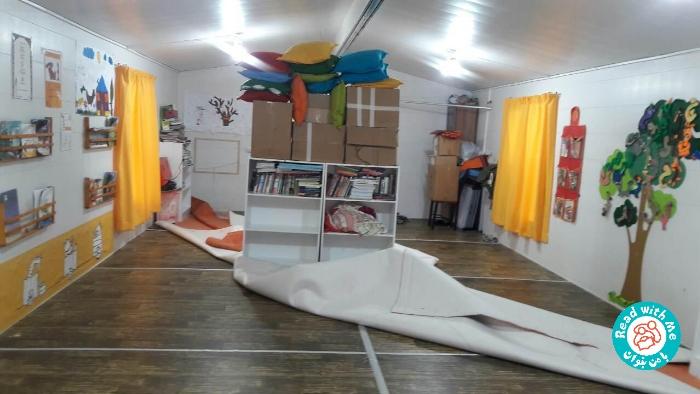کتابخانههای «با من بخوان» در استان کرمانشاه چگونه با بحران سیل مواجه شدند؟