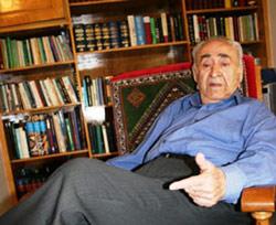 دیدار نویسندگان از محمد بهمن بیگی
