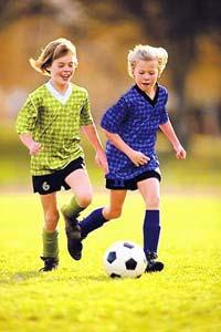 مهد کودک های بم میزبان نخستین جشنواره ورزشی کودکان جهان!