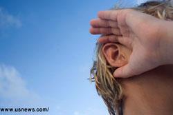کودکانی که با مشکل شنوایی مواجه هستند