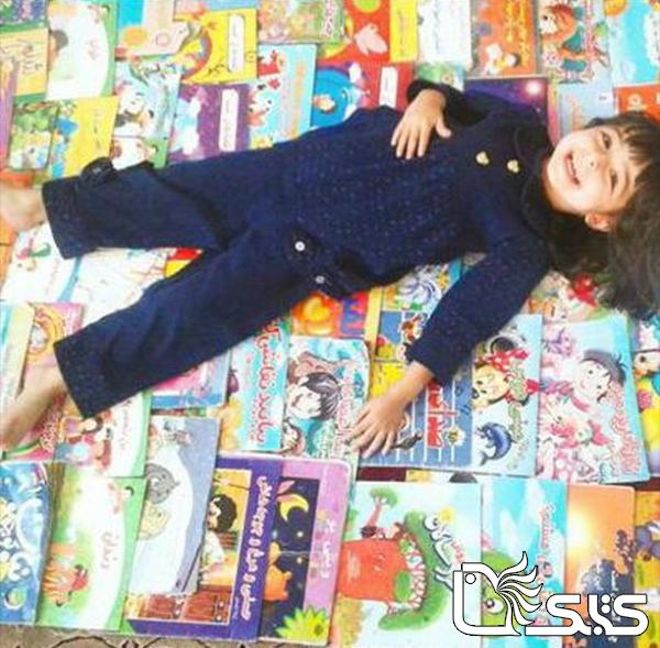 نام کودک: نیوشا کاویانی