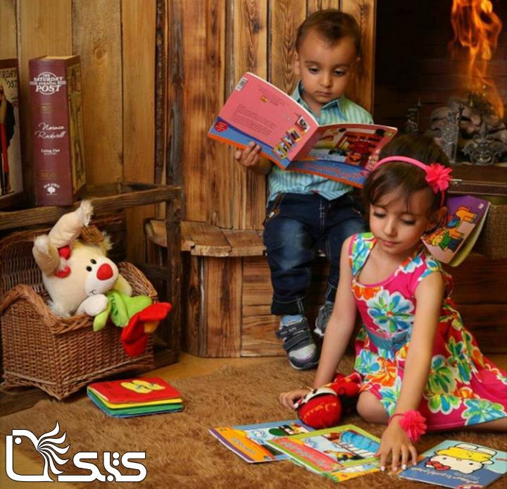 نام کودکان: پارسا و درسا