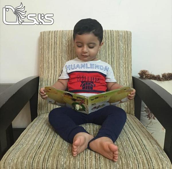 نام کودک: حسام سالاری
