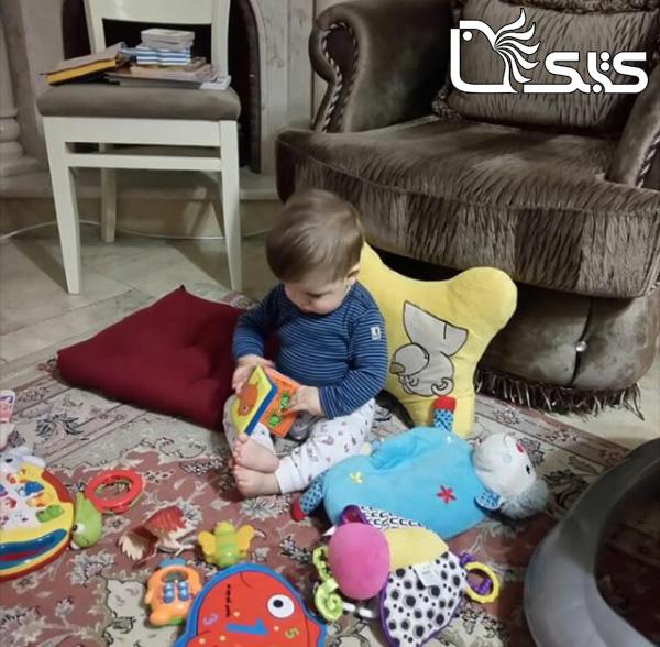 نام کودک: سید سام احصایی