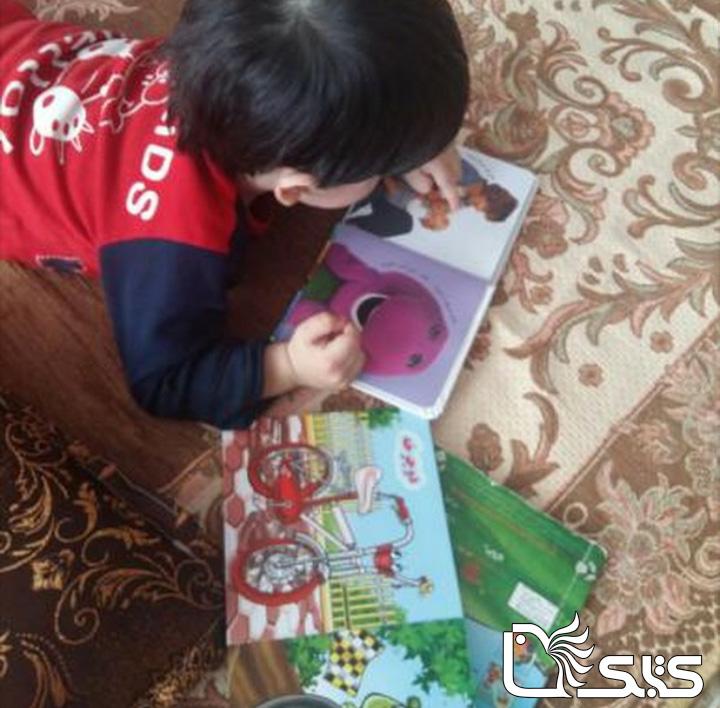 نام کودک: محمد امین