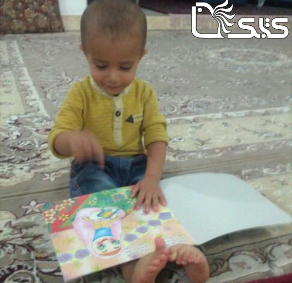 نام کودک: محمد حسین ابداری