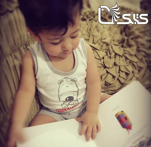 نام کودک: محمد عرفان رادمنش