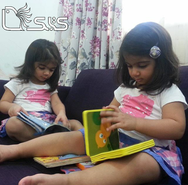 نام کودک: رستا و همتا