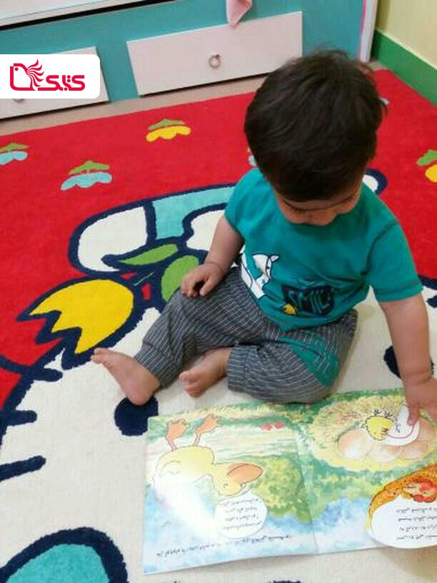 نام کودک: سید شهریار حمزوی