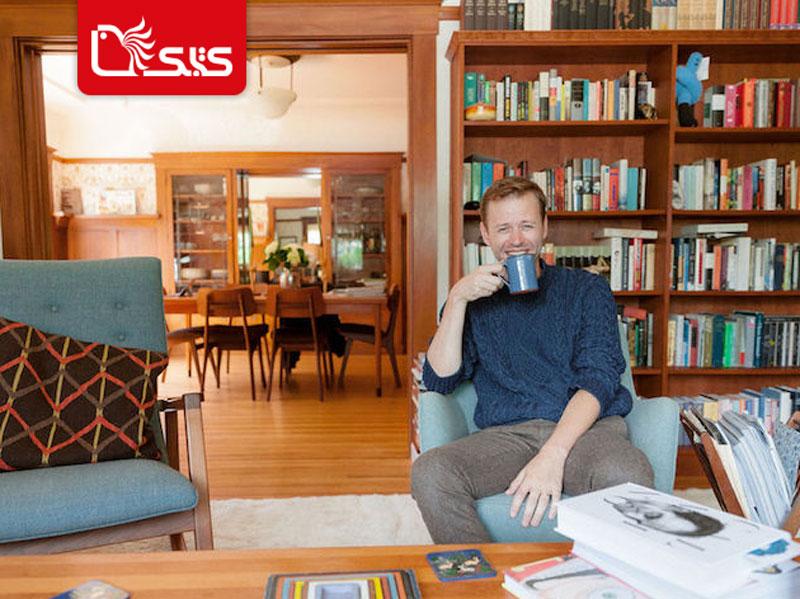 گفتوگو با «مک بارنت» - نویسنده آمریکایی کتابهای کودکان