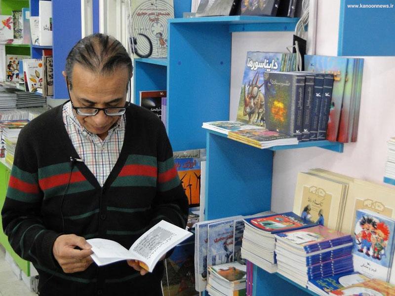 بزرگترین شادی یک نویسنده کودک و نوجوان ایرانی چیست؟ گفت و گو با جمال الدین اکرمی