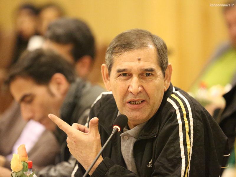 عبدالصالح پاک از قصهگویی در ترکمن صحرا میگوید
