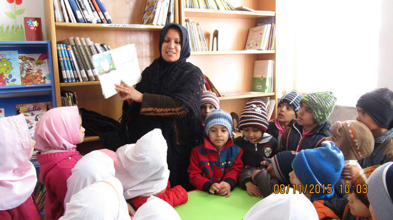 شاگردانم نسبت به سایر کودکان در یادگیری توانمندتر شدهاند