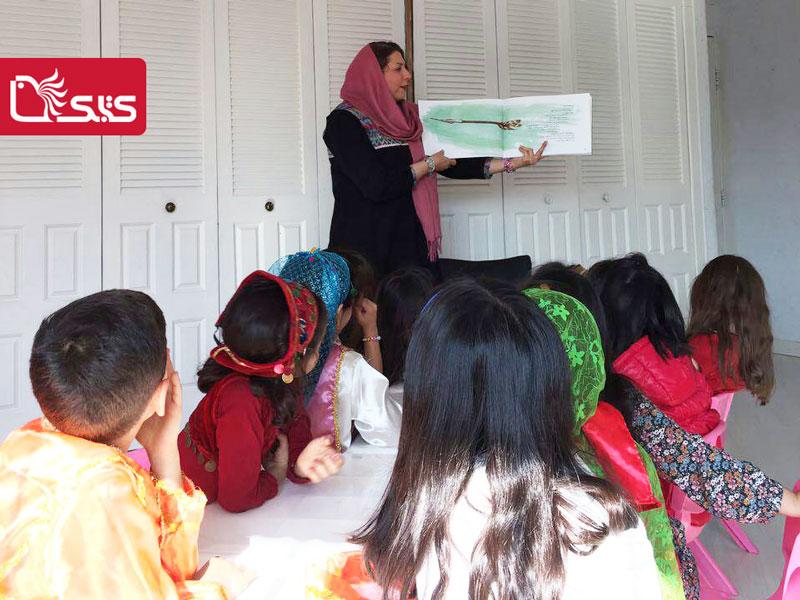 گفتوگو با لیلا نامداری، مربی و ترویجگر کتاب کودک