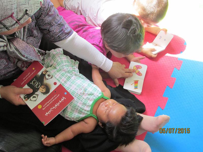 خواندن با نوزاد و نوپا: تجربهی یک بارداری متفاوت