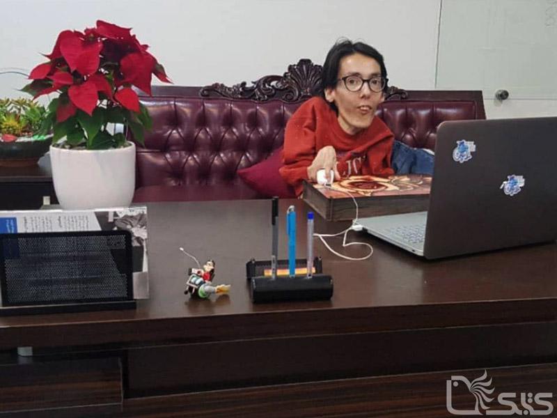 گفتوگو با وحید رجبلو، شهروندی با وضعیت ویژه
