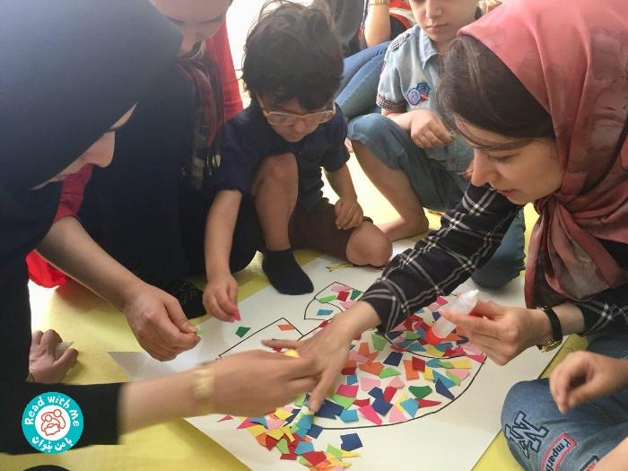 برای کودکان کمشنوا و ناشنوا کتابخوانی و قصهگویی اهمیتی دوچندان دارد