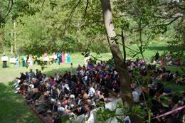 حکایتی خواندنی از افتتاح یک کتابخانه روستایی