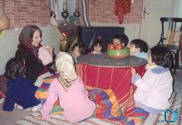 عکس از آرشیو (کارگاه قصه گویی خانه کتابدار کودک و نوجوان و ترویج خواندن)