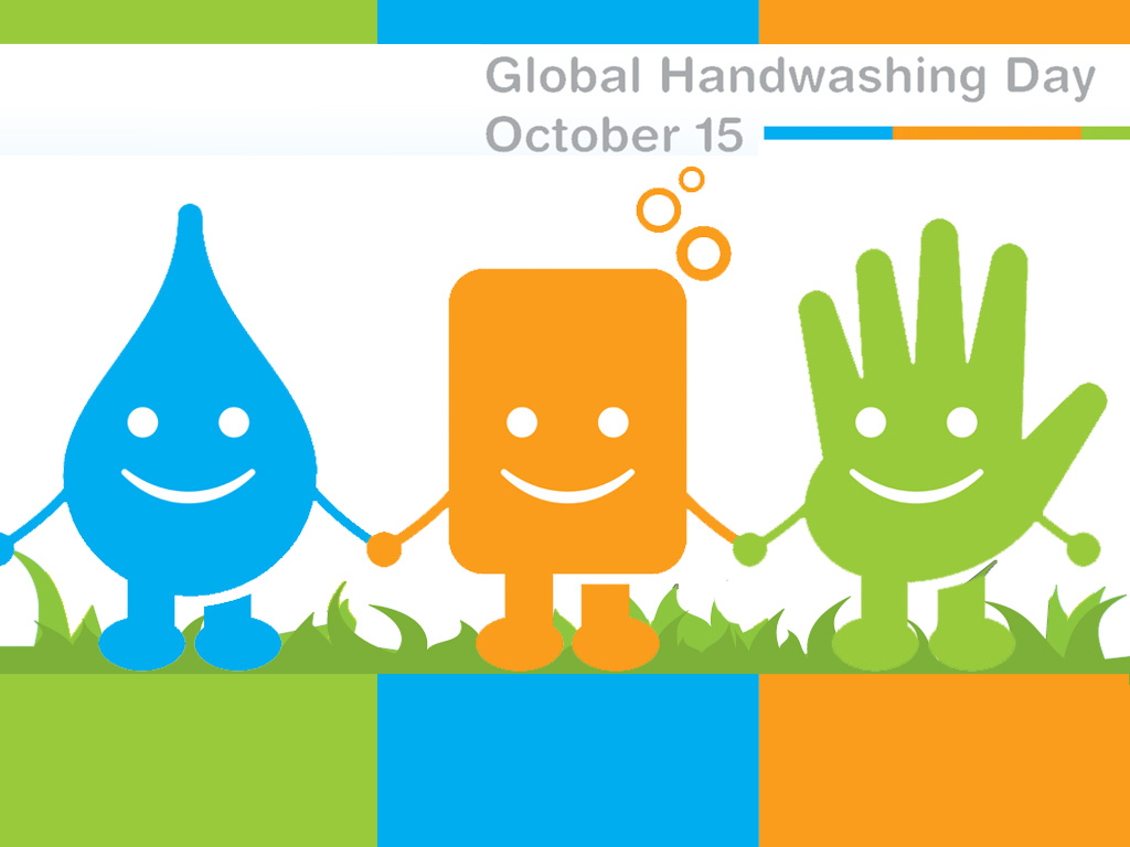 روز جهانی شستن دستها با آب و صابون! بهداشت کودک
