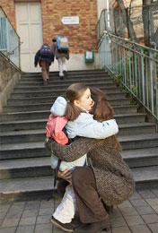 ارتباط مادر و کودک مدرسه رفتن اضطراب جدایی اختلال اظطرابی